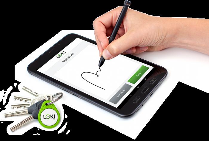 Avainhallinnan uusi standardi - Mobiili avainhallinta. Sähköiset avainkuittaukset.